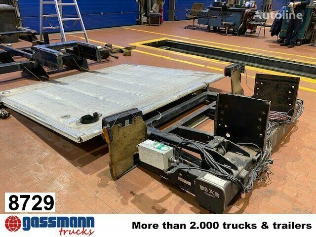 Andere BC 2000S4 tail lift