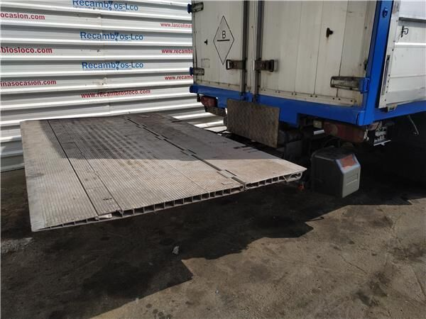 Anteo tail lift