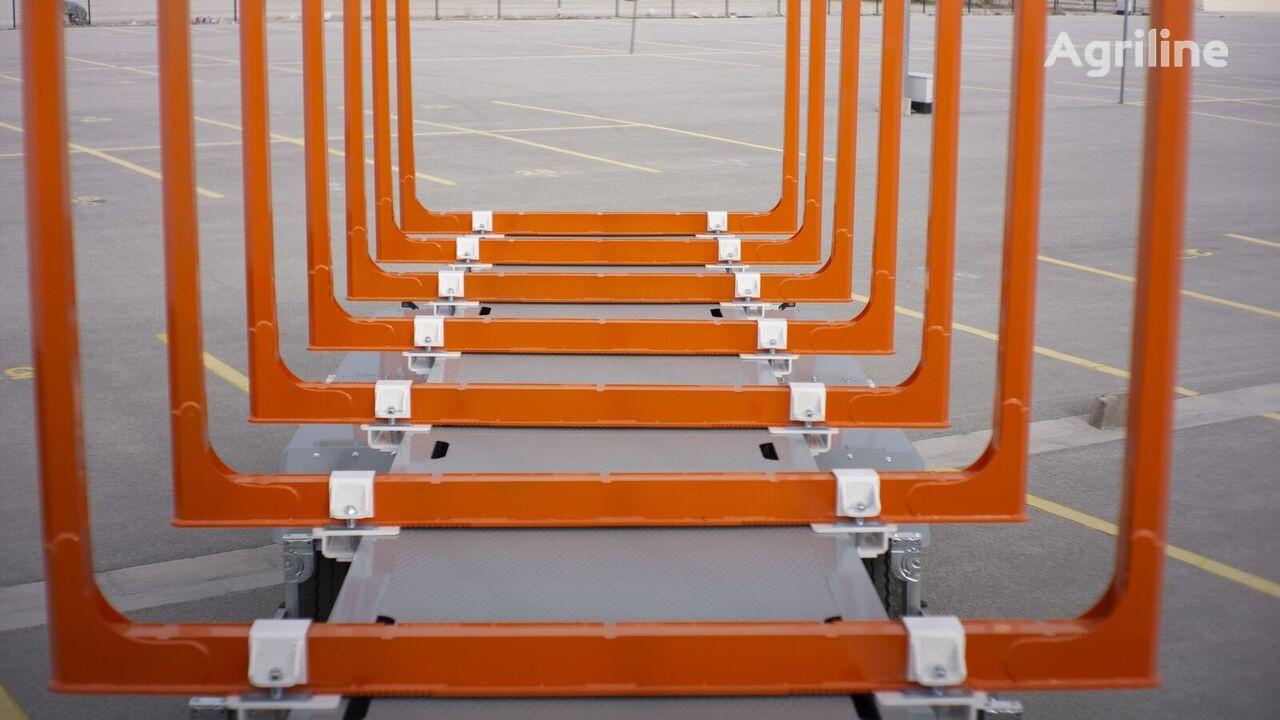 new NOVA NEW DOMEX STEEL BUNK timber bunk