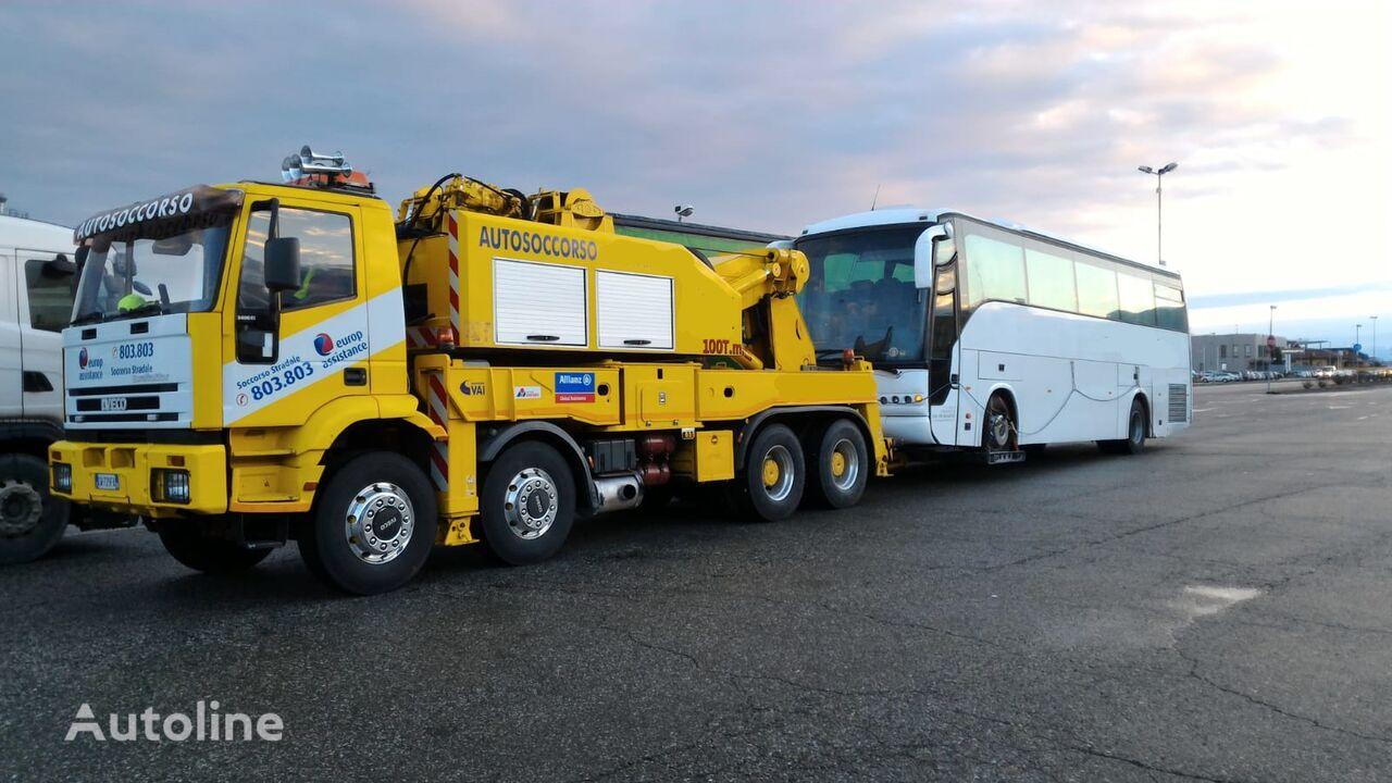 IVECO 340E42 tow truck body