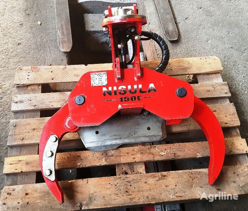 Nisula 150E wood grapple