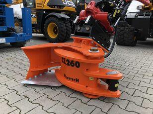 new Westtech Woodcracker CL260 Fällkopf Fällgreifer wood grapple
