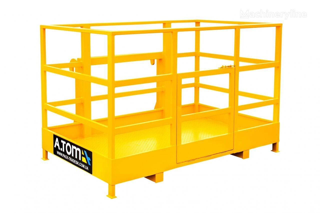 new Rabochaya platforma  (lyulka) TM «A.TOM» Platforma, korzina  Ispol work platform