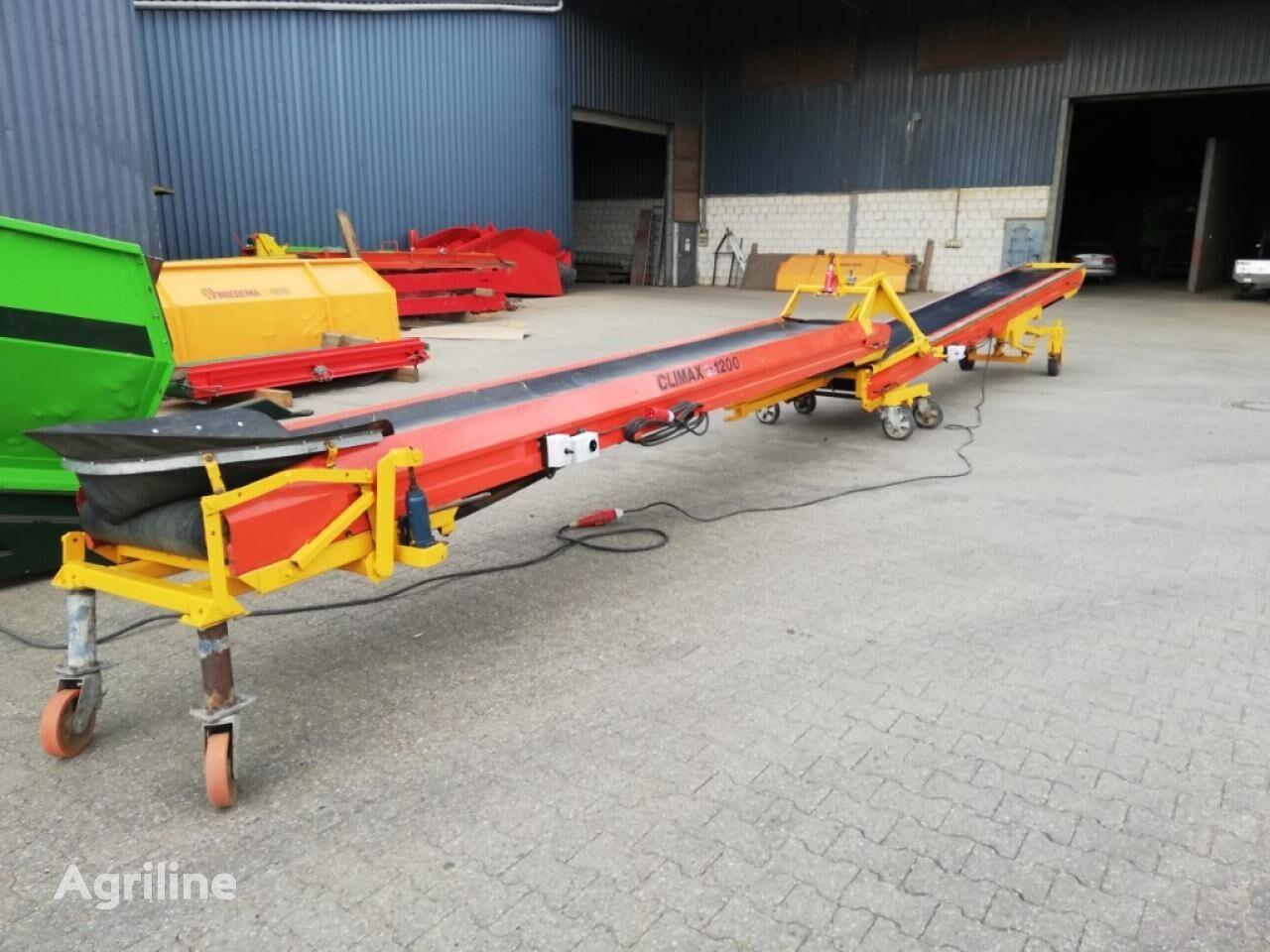 CLIMAX Teleskopband CDVE 1200 agricultural conveyor