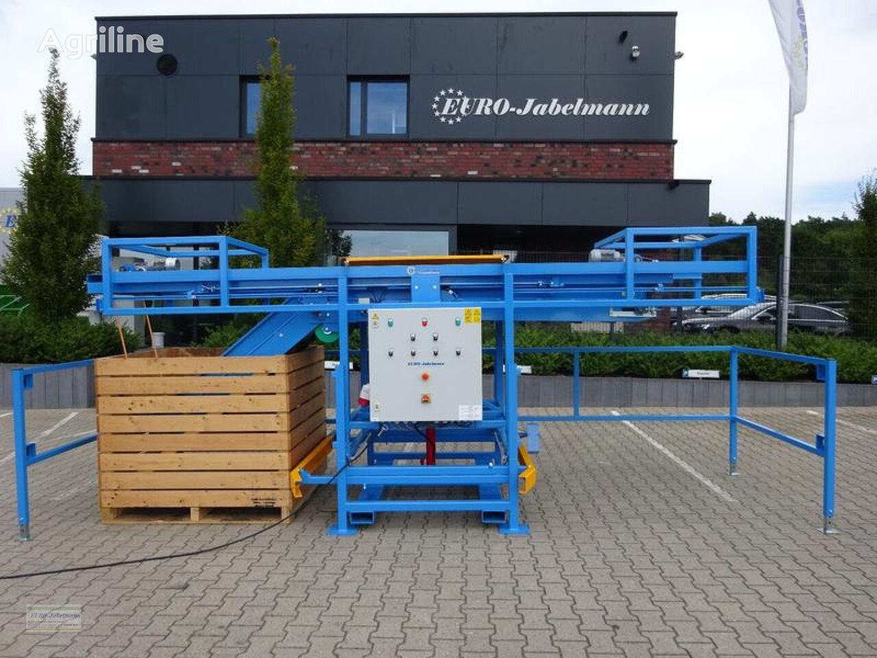 EURO-Jabelmann gebr. Kistenfüllgerät KFG 400 agricultural conveyor