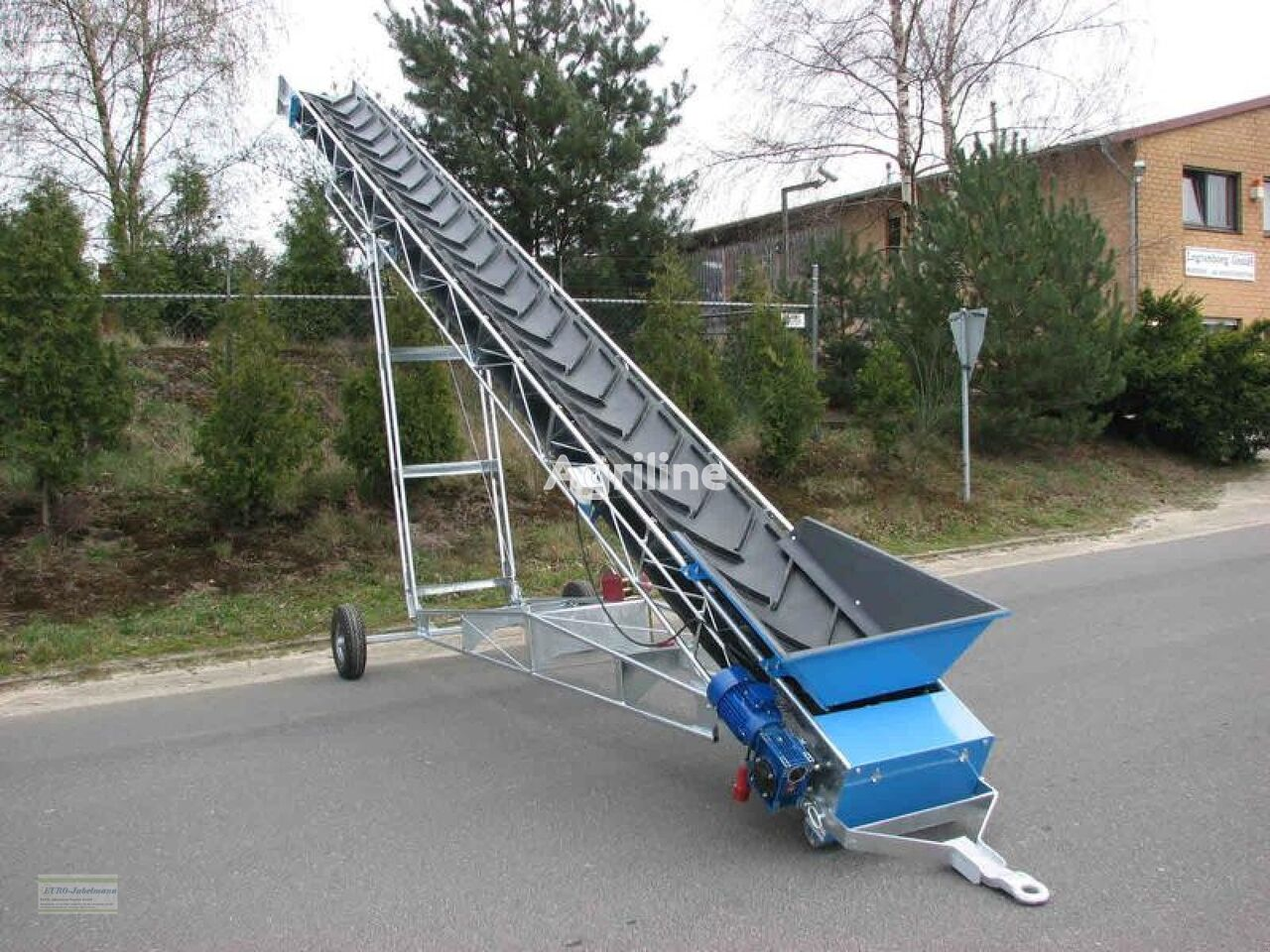 new Förderband, EURO-Band V 8500 / V 8650, 8 m, NEU agricultural conveyor