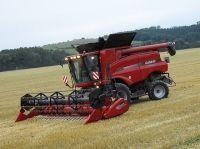 new CASE IH 6140 pod 1% godovyh! combine-harvester