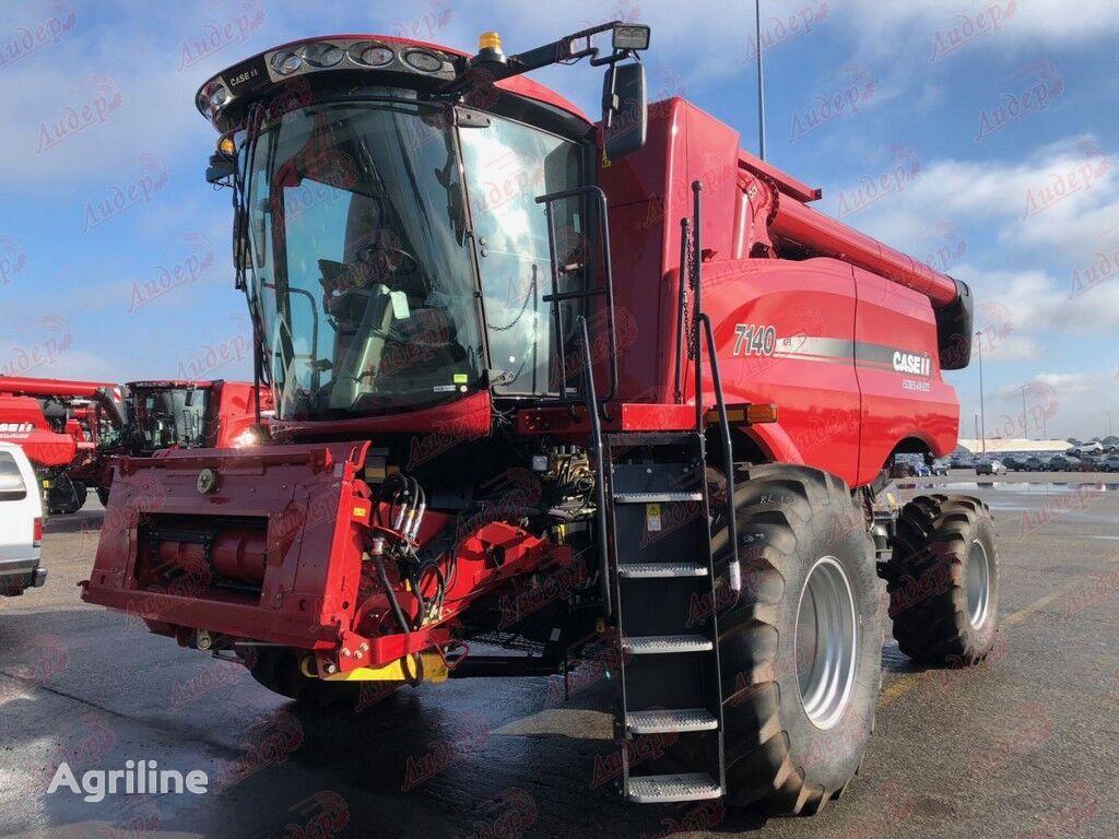 new CASE IH 7140 combine-harvester