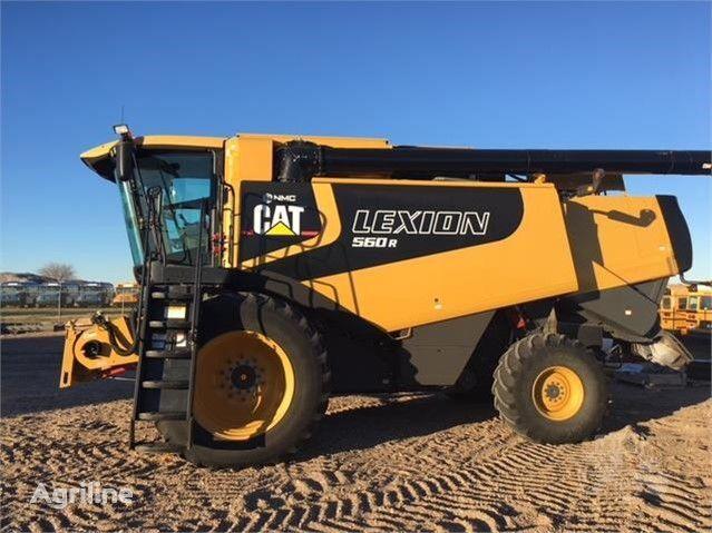 CATERPILLAR Lexion 560R combine-harvester