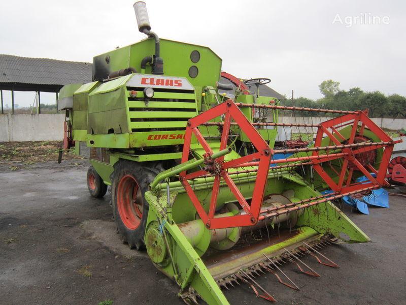 CLAAS combine-harvester