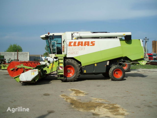 CLAAS 450 LEXION combine-harvester