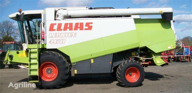 CLAAS 460 combine-harvester