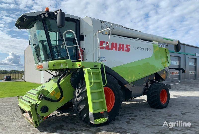 CLAAS 580 combine-harvester