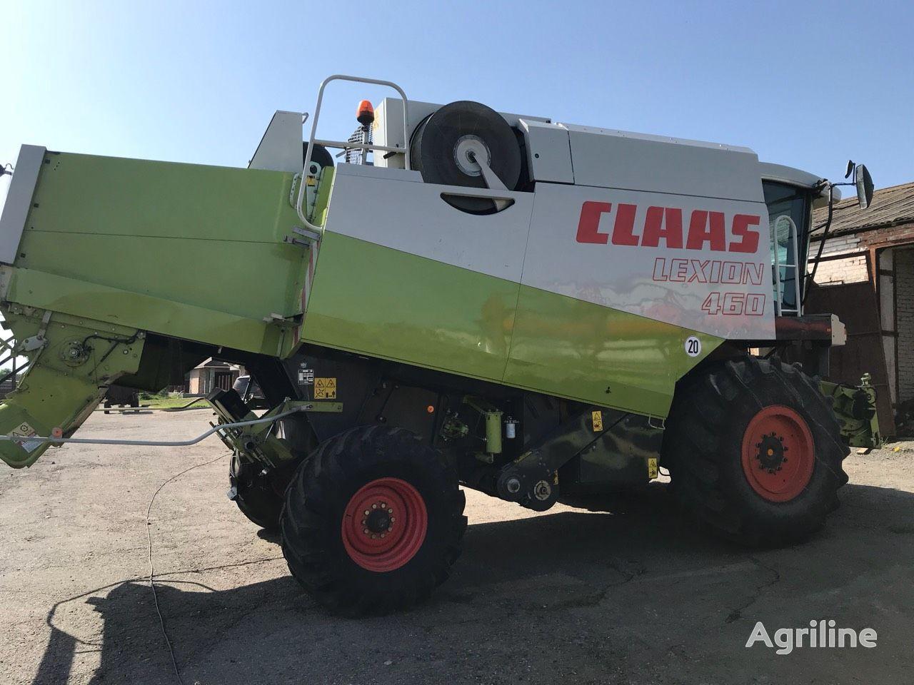 CLAAS Lexion 460 combine-harvester