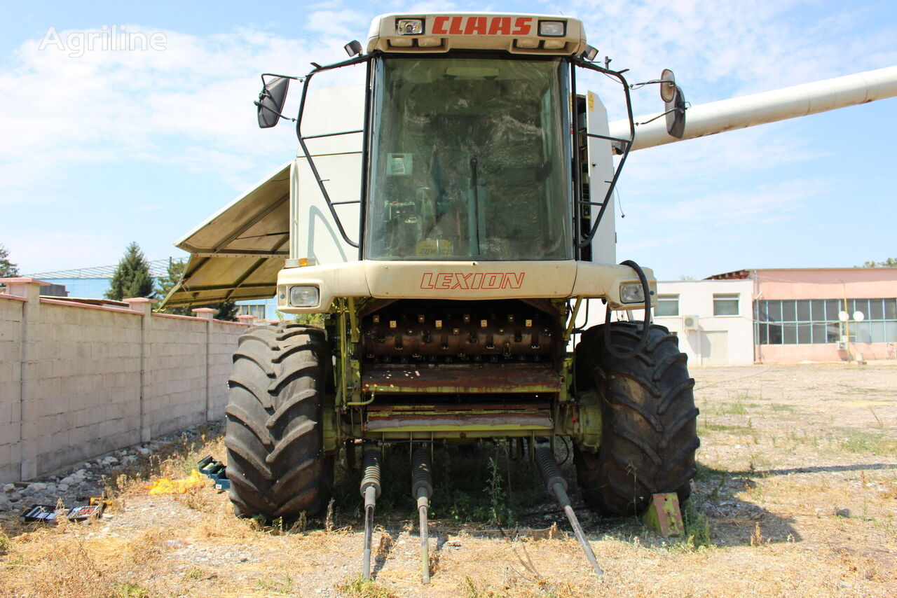 CLAAS Lexion 480 combine-harvester for parts