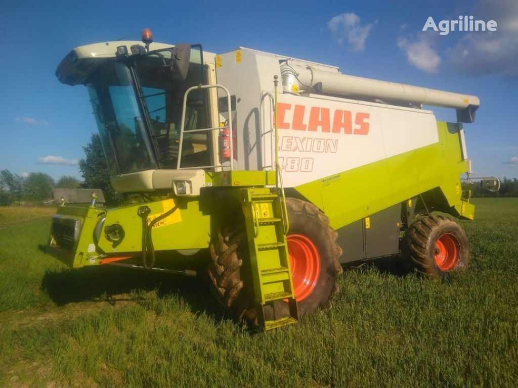 CLAAS Lexion 480 combine-harvester