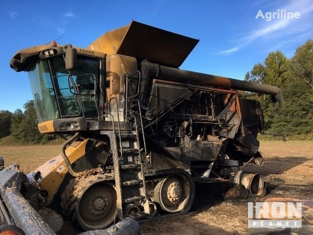 CLAAS Lexion 570R-760TT combine-harvester for parts