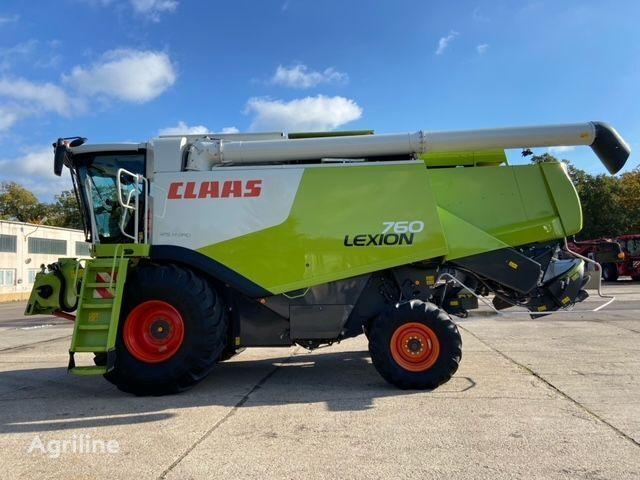 CLAAS Lexion 760 combine-harvester