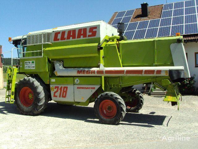 CLAAS Mega 218 combine-harvester