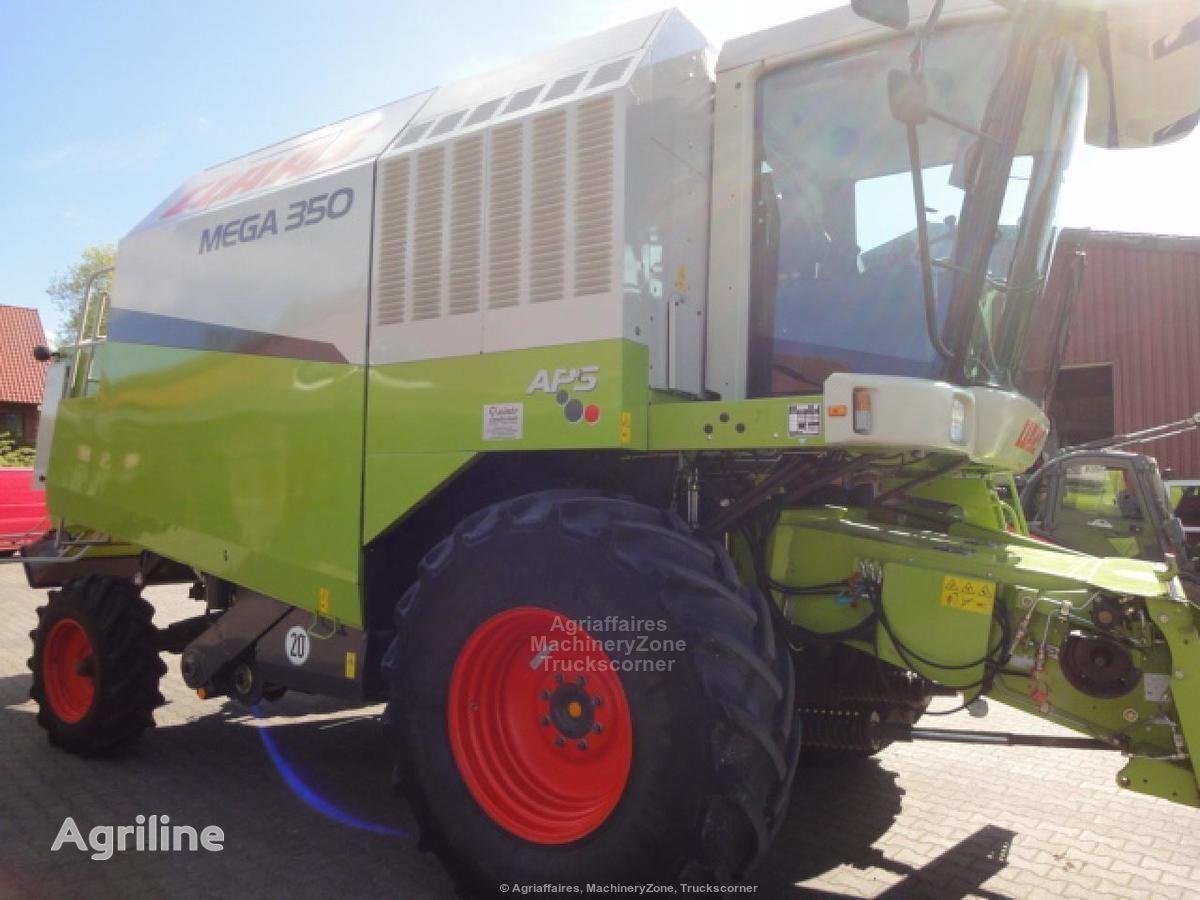 CLAAS Mega 350 combine-harvester