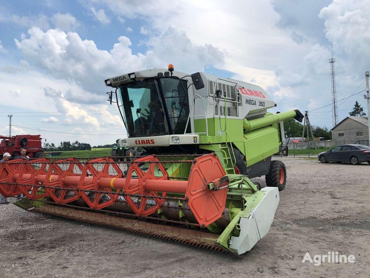 CLAAS Mega 350 v nayavnosti v Ukrayini combine-harvester