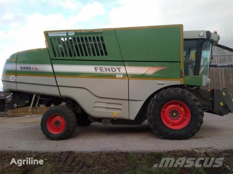 FENDT 8400  combine-harvester