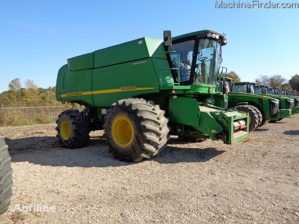 JOHN DEERE 9670 STS combine-harvester