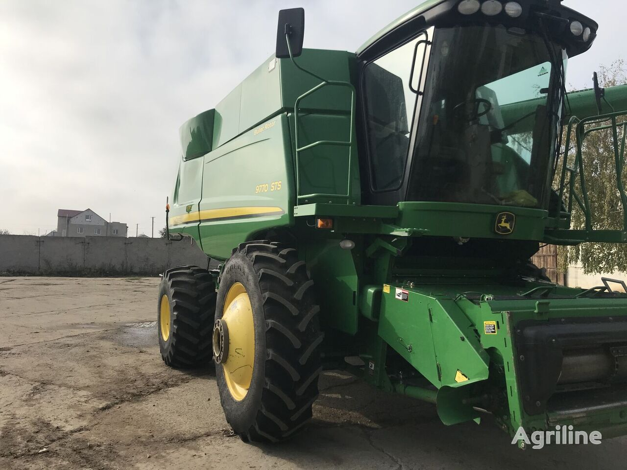 JOHN DEERE 9770 STS AKCIYa!!!!!!!!!NDS TRADE-IN combine-harvester