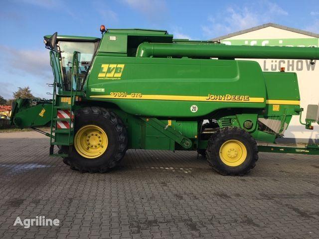 JOHN DEERE 9780i CTS combine-harvester
