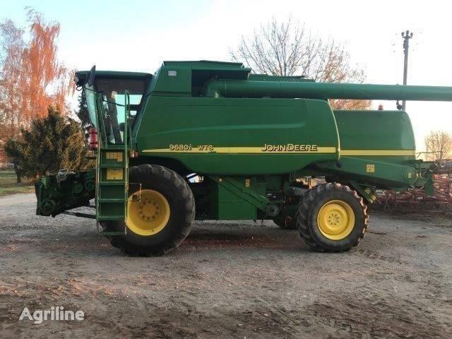 JOHN DEERE WTS 9680 combine-harvester