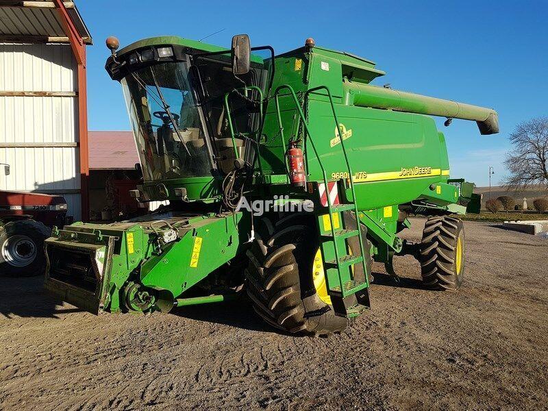 JOHN DEERE WTS 9680i combine-harvester