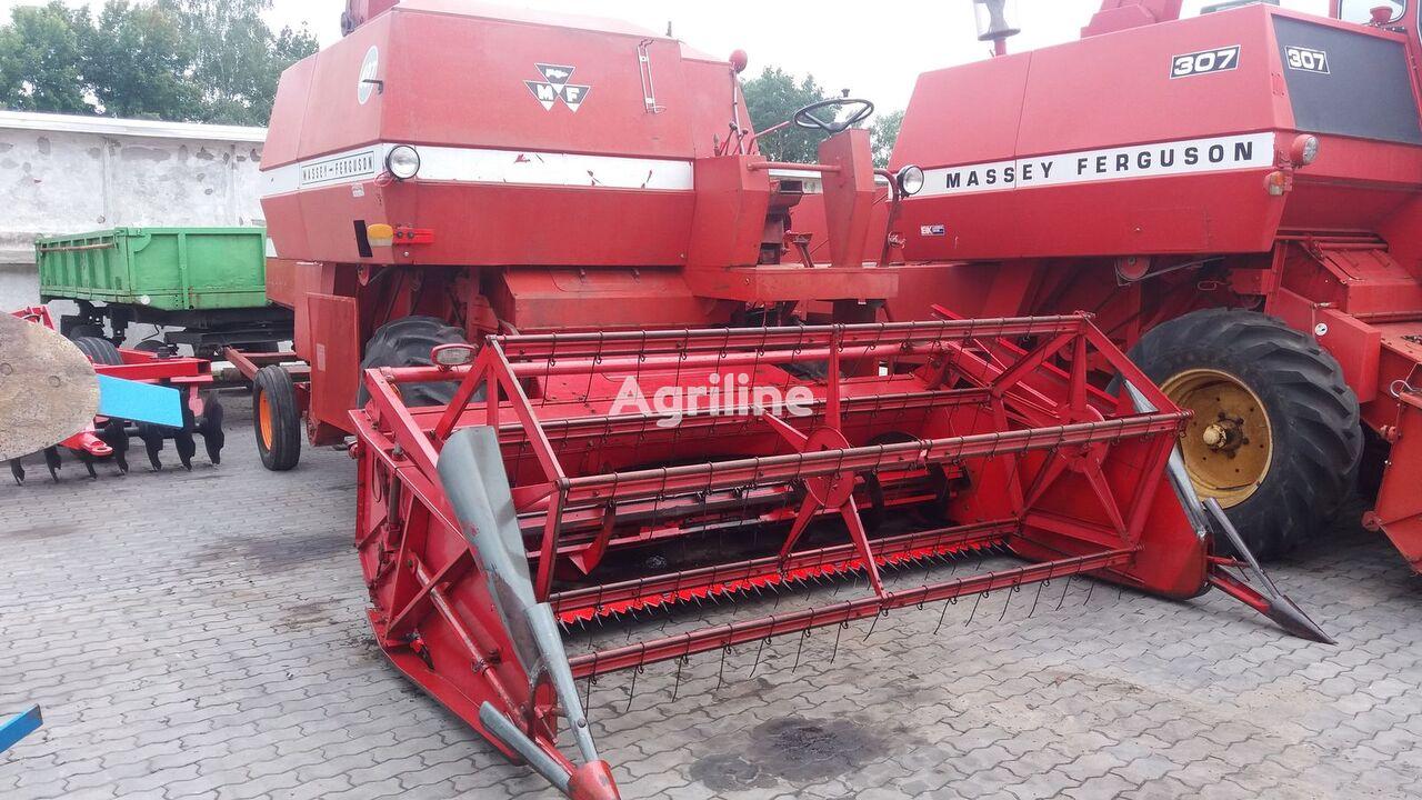 MASSEY FERGUSON 487 combine-harvester