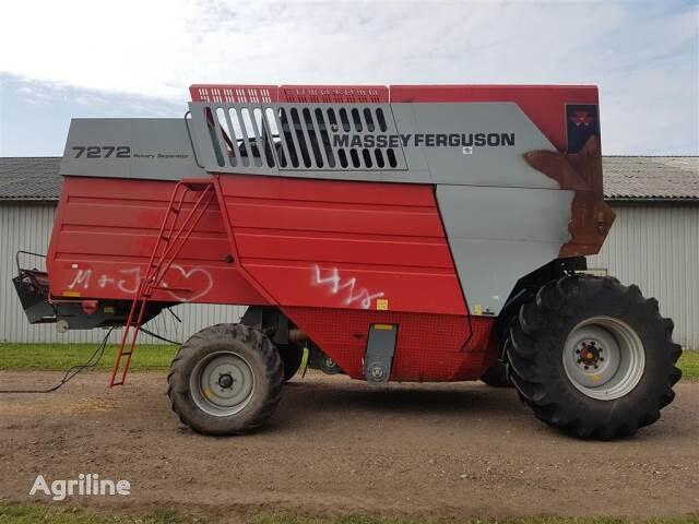 MASSEY FERGUSON 7272 Sælges i dele/For parts combine-harvester for parts