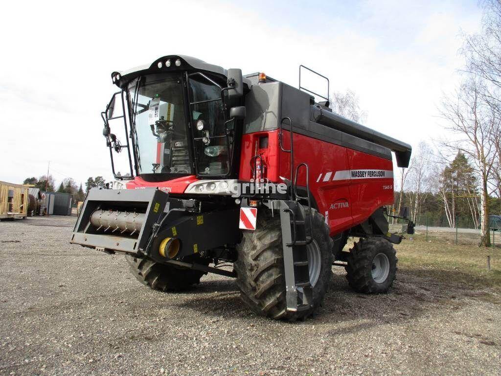 MASSEY FERGUSON 7345S combine-harvester