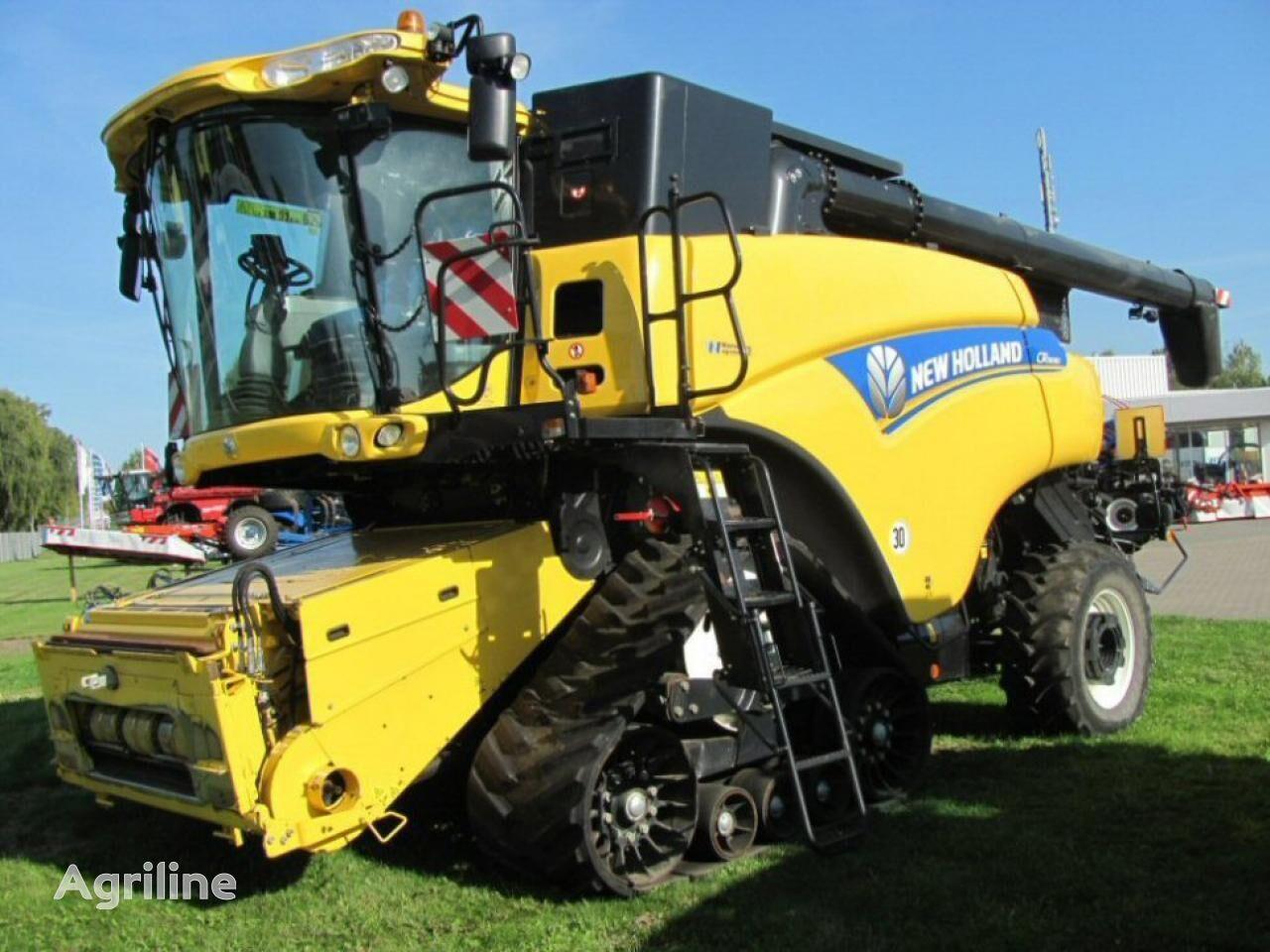 NEW HOLLAND CR 9090 Elevation SCR Raupe Al combine-harvester