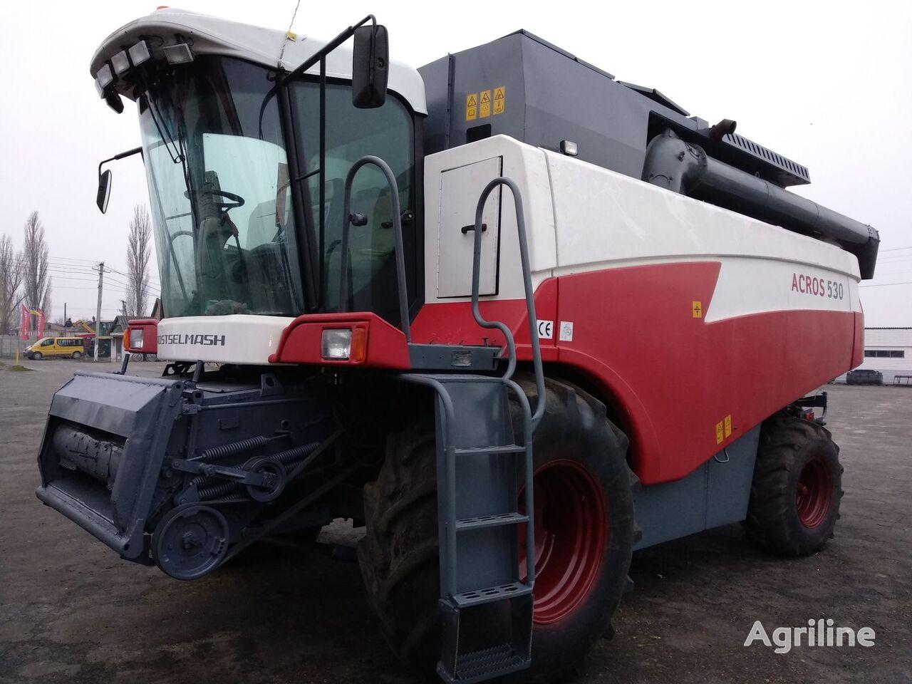 ROSTSELMASH Acros 530 combine-harvester