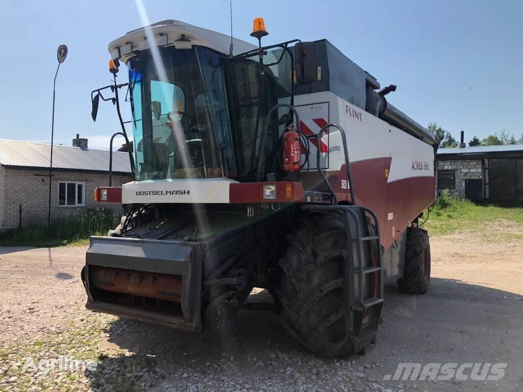 ROSTSELMASH Acros 560 combine-harvester