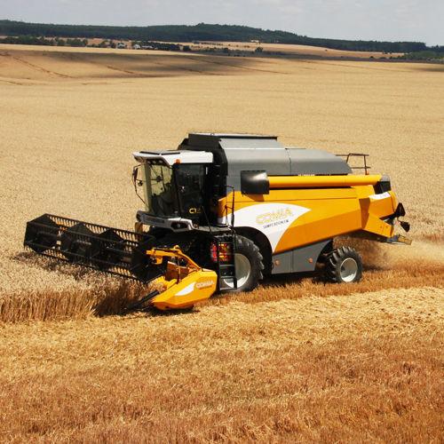 SAMPO Zernouborochnye kombayny Sampo-Rosenlew combine-harvester