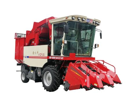 new WORLD 4YZ combine-harvester