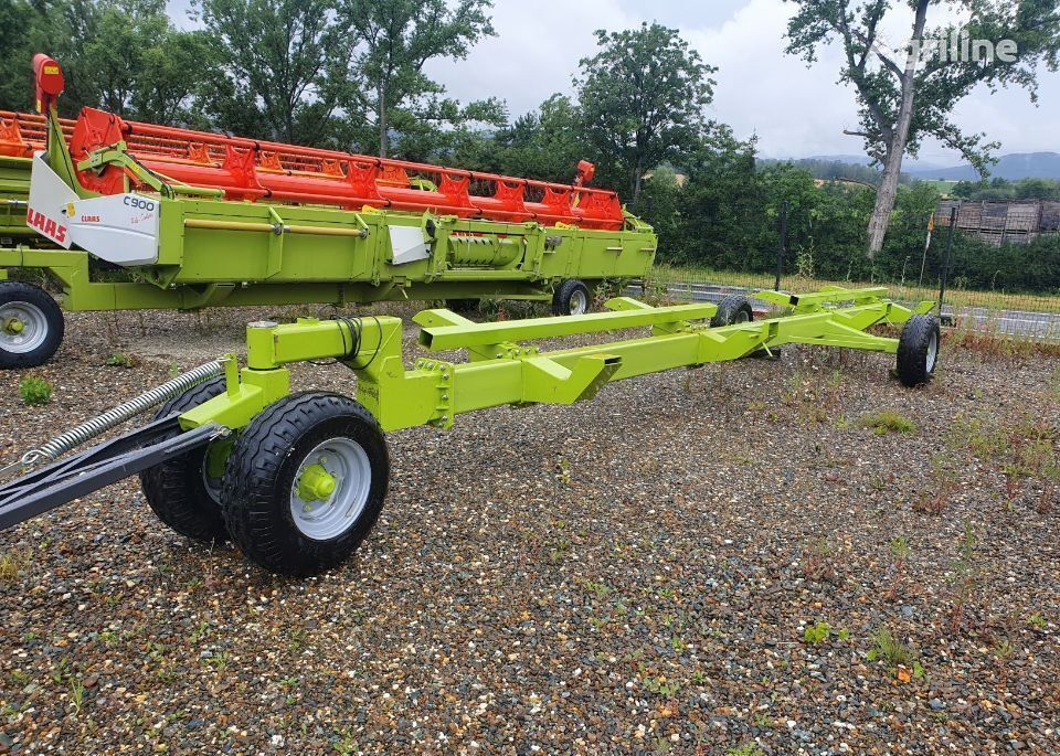 CLAAS combine header trailer