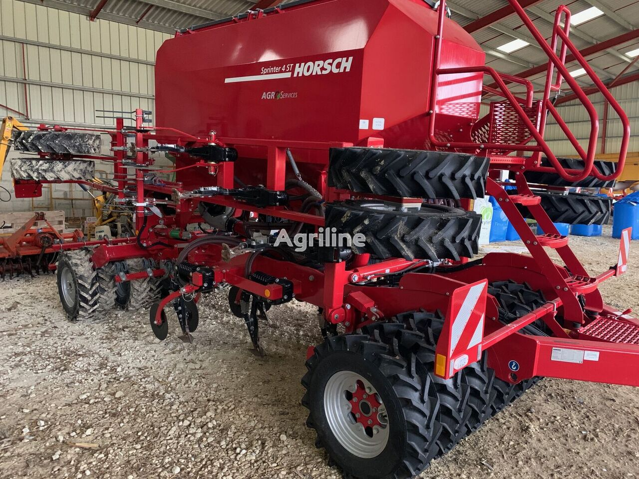 HORSCH Sprinter 4ST combine seed drill