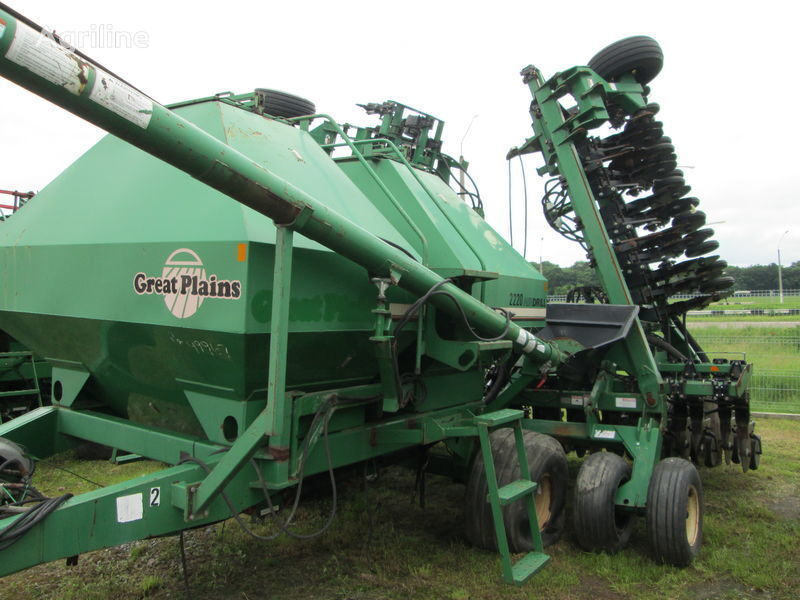 GREAT PLAINS 3510 air drill 2220 combine seed drill