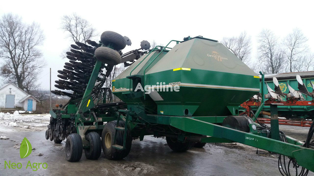 GREAT PLAINS NTA3010 / ADC2220  combine seed drill