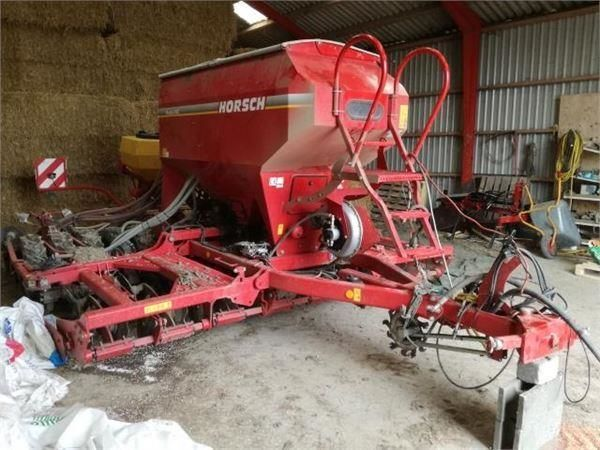 HORSCH PRONTO 4 DC PPF  combine seed drill