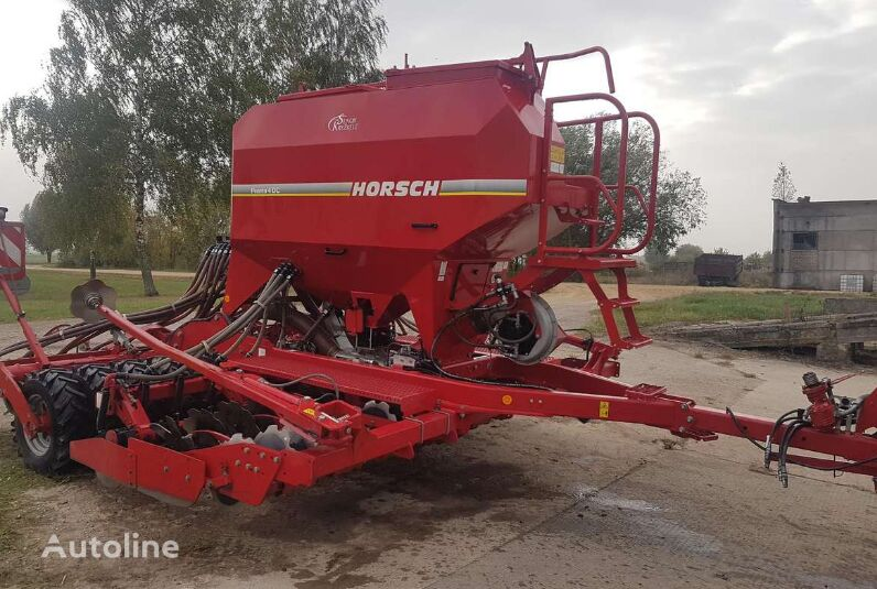 HORSCH Pronto DC combine seed drill