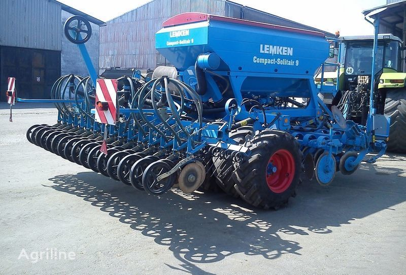 LEMKEN COMPACT SOLITAIR 9/400 DS combine seed drill