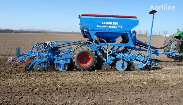 LEMKEN Compact Solitair 9/400 HD combine seed drill