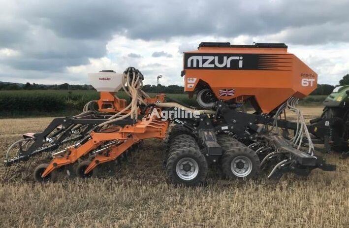 MZURI Pro-Til 6T combine seed drill