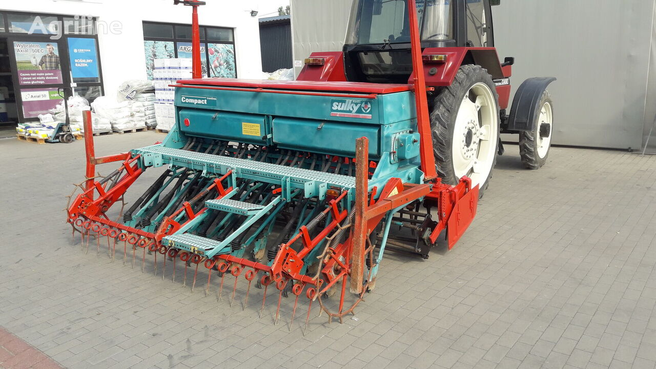 SULKY Compact combine seed drill