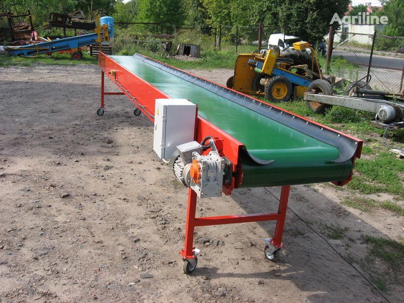 new GRIMME 6 mt conveyor